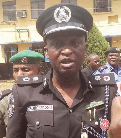 New Lagos State Police Commissioner Odumosu Says He Will Prioritise Traffic  Management – SMOOTH 98.1FM